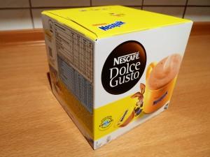 Verpackung Dolce Gusto Nesquik