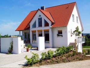 Eigenheim Beispielfoto