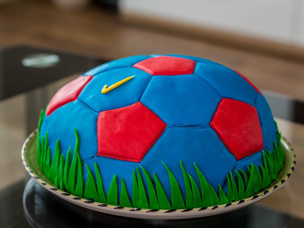 Fc Barcelona Fussball Torte