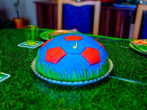 Fertig servierte Bacelona-Torte