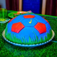 FC Barcelona Fußball Torte