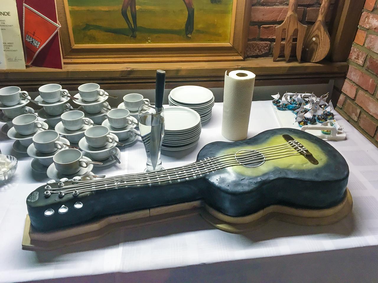 Gitarrentorte anleitung